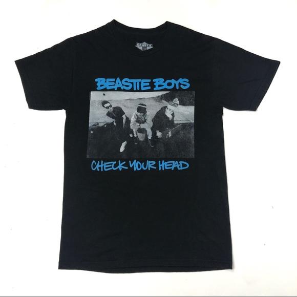 751b9b317926 Beastie Boys Other - Beastie Boys Check Your Head Vintage T-Shirt